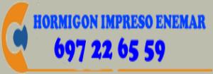 Hormigón impreso Burgos